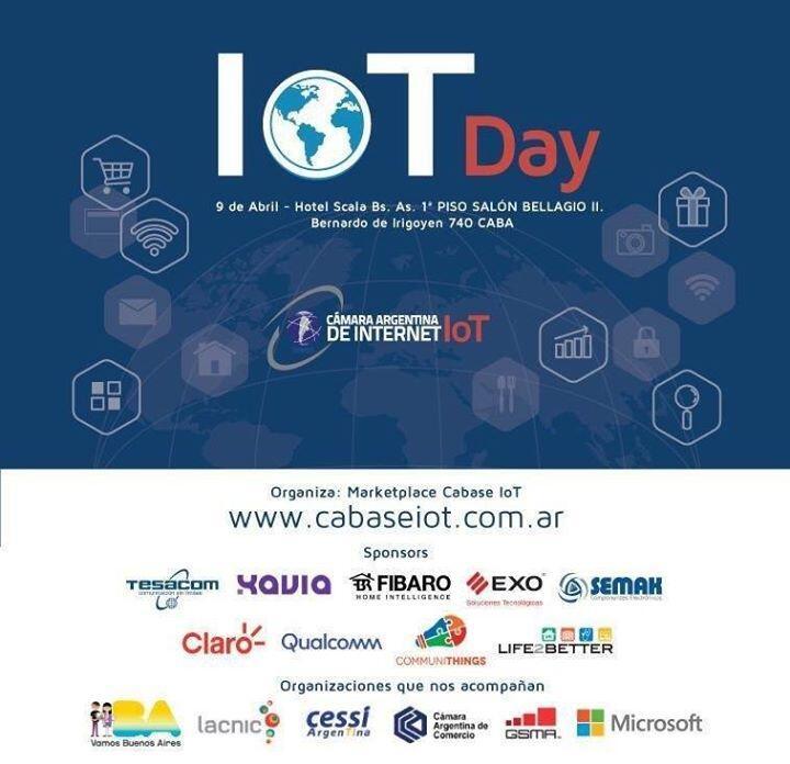 FIBARO llega a IoT Day de CABASE