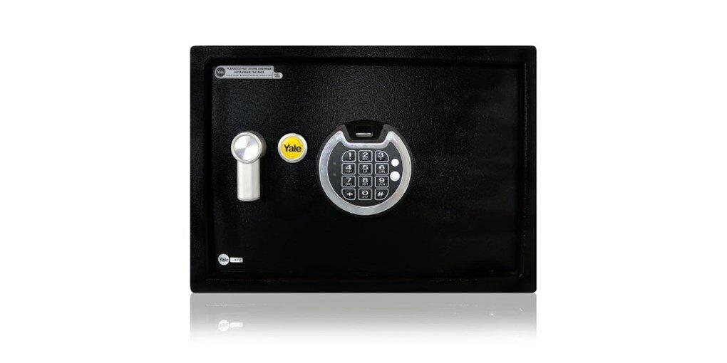 Caja Fuerte Yale Biometrica