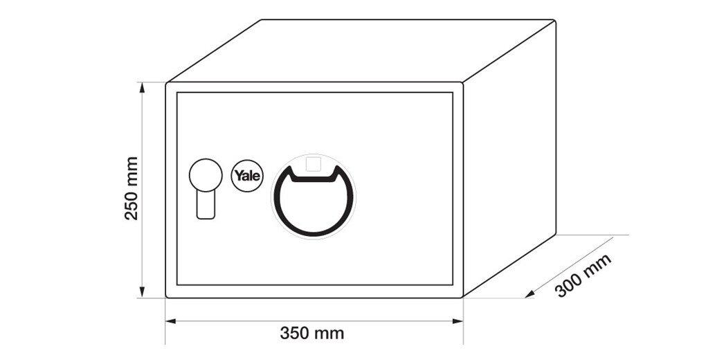 Caja Fuerte Biometrica
