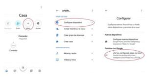 FIBARO y Google Assistant