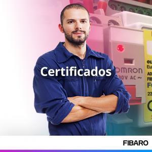 Certificación Fibaro